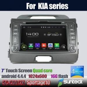 China 2din Car DVD 7 inch Car DVD GPS for KIA Sportage 2010 2011 2012 2013 2014 on sale