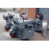 China 300T Heavy Duty Turning Roller Bed with motorised travel wheels for sale