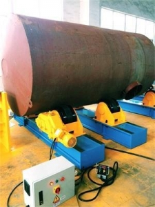 China Pipe Tank Vessel Rotator on sale