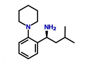 China (1S)-3-methyl-1-(2-piperidin-1-ylphenyl)butan-1-amine on sale