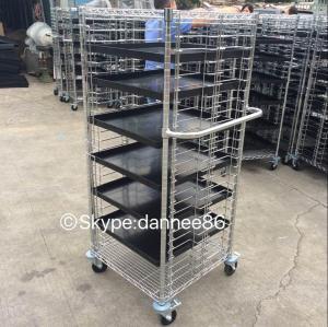 China Mobile Bin Shelving Unit on sale