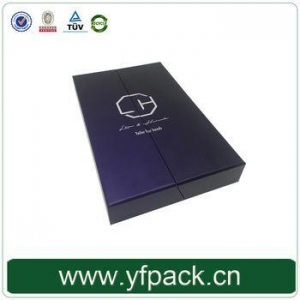 China Online New Products Custom Paper Packaging Box for Wedding Dress on sale