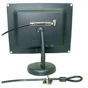 China Computer Monitor Security Monitor Lock with NG040, cable, plate and clip on sale