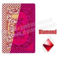 China Poland Crown Invisible Playing Paper Cards on sale