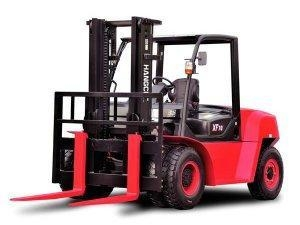 China XF Series 5-7T Internal Combustion Counterbalance Forklift Truck on sale