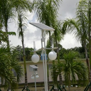 China solar garden light 10W Solar Garden Light GPSG-2 on sale