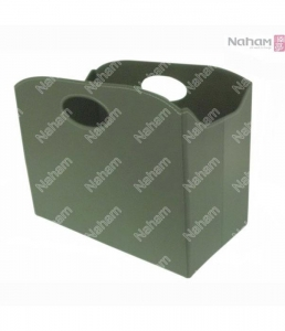 China Foldable magazine holder Num:Foldable magazine holder Office storage on sale