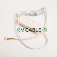 Emergency nurse call bell/Hospital patient call switch / Nurse Call Switch cable