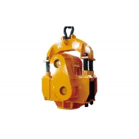 Electric Vibro Hammer With Single Motor