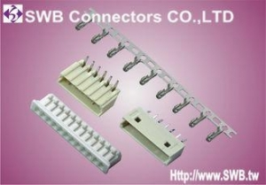 China 2.00mm Pitch Wire to Board Connectors 2 Rows Molex Replacement on sale