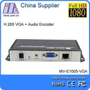 China E1005-VGA 1 CH H.265 VGA Encoder on sale
