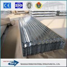 China China manufacturer corrugated galvanized metal roofing sheets on sale