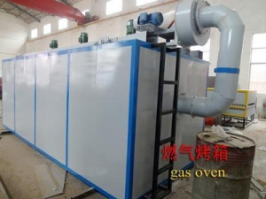 China gas box type furnace on sale