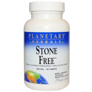 China Planetary Herbals, Stone Free, 820 mg, 90 Tablets on sale