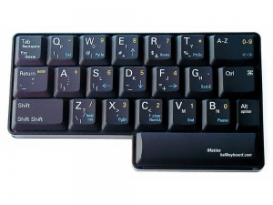 China Matias Half Keyboard, Single Handed Keyboard on sale