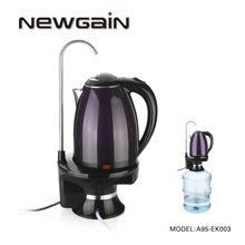 China Fast electric kettle set with innovation functions. Barrel water electric kettle on sale