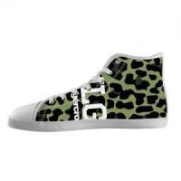Shoes High Top Canvas Shoes Model002 (Men)