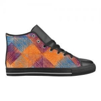 Shoes Custom Aquila High Top Action Leather Men