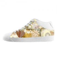 Shoes Custom Chukka Canvas Shoes Model003 ( Men)