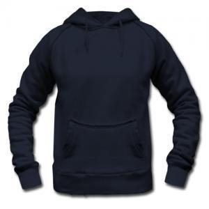 China Womens Clothing Women's Distressed Hoodie on sale