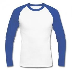 China Mens Clothing Men's Raglan Long Sleeve Shirt on sale