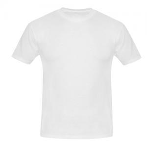China Mens Clothing Men's Slim Fit T-shirt (White) on sale