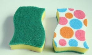 China SPONGE SCOURER on sale