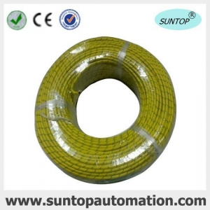 China Heat-resistance AGRP silicone rubber insulated fiberglass braided wire Product No.:201662914622 on sale