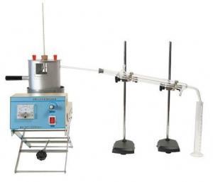 China ST-255A Liquid Asphalt Distillation Tester on sale