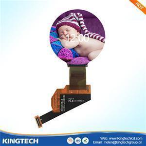 China 400 x400 flexible transparent mipi dsi oled screen displays sheet buy 1.39 amoled oled on sale