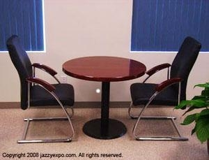 China Round Meeting Table Cape Town Model on sale
