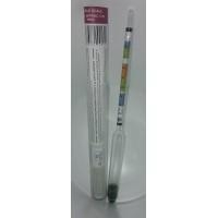 China Brewing Accessories and Tools Hydrometer in plastic slip case on sale