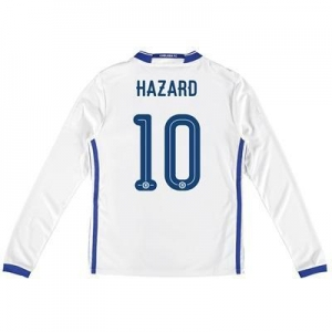 China Chelsea Linear Third Shirt 16-17 - Kids - Long Sleeve w… on sale