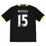 Chelsea Away Mini Kit 16-17 with Moses 15 printing