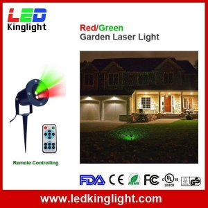China Star Shower Red and Green IP65 Waterproof Outdoor Laser Light Projector Remote on sale