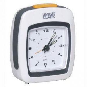 China Analog Travel Alarm Clock (Model 2062) on sale