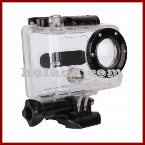 China Holaca Underwater Waterproof Housing Case Cover for Gopro Hero 2 Camera on sale