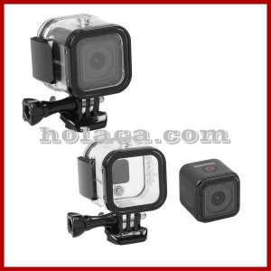 China HOLACA 60M Underwater Waterproof Diving Housing Case for GoPro Hero 4 Session Camera on sale