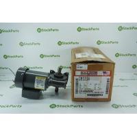 BRAKES & CLUTCHES .16HP 75RPM - BALDOR GM3334 NSFB - .16 HP ELECTRIC MOTOR 75 RPM
