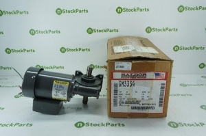 China BRAKES & CLUTCHES .16HP 75RPM - BALDOR GM3334 NSFB - .16 HP ELECTRIC MOTOR 75 RPM on sale