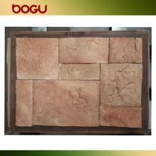China Exterior wall design natural stone panel veneer, rustic wall stone veneer on sale