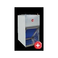Water Heating Front or Bottom Return - Slab Coil with X-13 Motor (RHBL)