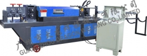 China Wires Forming Machines Hydraulic Wire Straightening and Cutting Machine on sale