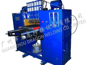 China Wire Mesh Producing Line Multi-point Spot Welding Machine on sale