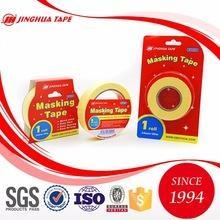 China MASKING TAPE High temperature resistant insulation automotive colorful masking tape on sale