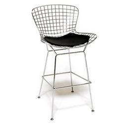 China OUR FULL COLLECTION Wire Bar Height Chair on sale