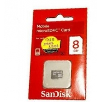 sandisk micro sd card 8gb