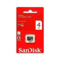 sandisk micro sd card 4gb