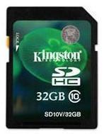 China Kingston sd card class 10 32gb on sale