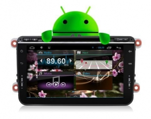 China Car DVD for VW Android VW8 Full Screen on sale